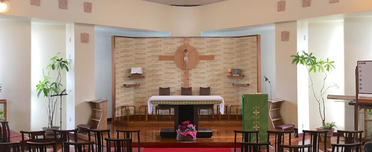 南宮崎カトリック教会 » 南宮崎カトリック教会